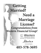 Getting Married?  Need a Marriage License?