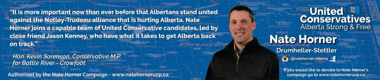 United Conservatives Alberta Strong & Free