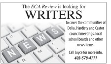 The ECA Review is looking for WRITERS