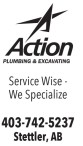 Action Plumbing & Excavating Specialize