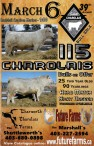 39th Annual Select CHAROLAIS BULL SALE