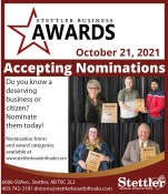 Stettler Business Awards Accepting Nominations