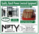 QUALITY LIVESTOCK EQUIPMENT
