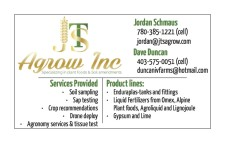 JTS Agrow Specializing in plant foods & Soil amendments