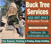Buck Tree Services