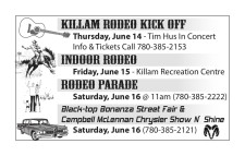KILLAM RODEO KICK OFF