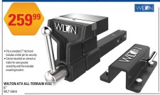 WILTON ATV ALL-TERRAIN VISE