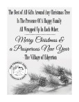 Merry Christmas & a Prosperous New Year