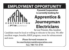 Pyramid Corporation is currently looking for APPRENTICE AND JOURNEYMAN ELECTRICIANS