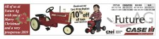 Check out Case IH toy displays - 10% off all toys until Christmas