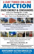 2-DAY TIMED ON-LINE AUCTION