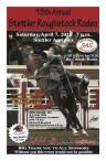 15th Annual Stettler Roughstock Rodeo