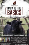 Back to the Basics Bull Sale