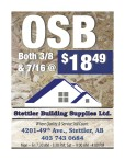 Quality & Service Still Count at Stettler Building Supplies