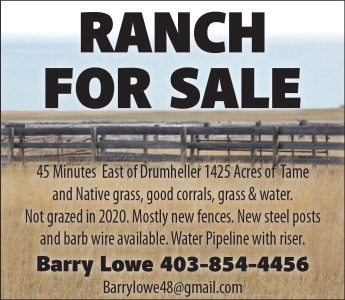Ranch For Sale