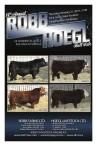 14th Annual ROBB HOEGL Bull Sale