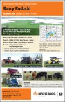 Unreserved Farm, Real Estate & Livestock Auction