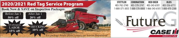2020/2021 Reg Tag Service Program