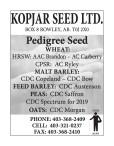 Pedigree Seed