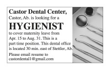Looking for a HYGIENISTs