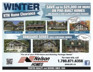For all of your RTM Home and Building Package Needs