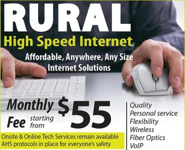 Affordable, Anywhere, Any Size Internet Solutions