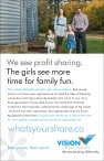We see profit sharing