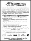 Looking for Instrumentation Journeyman & Apprentices Electrical Journeyman & Apprentices