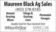 Maureen Black Ag Sales