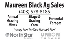 Maureen Black Ag Sales