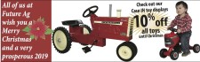 10% off all toys until Christmas at Future AG