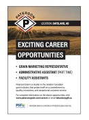 EXCITING CAREER OPPORTUNITIES